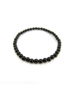 Pulsera de Obsidiana 4mm