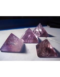 Pirámides de Amatista (pack 250gr)