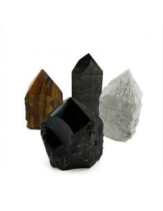 Puntas Semipulidas de Mineral (300-400gr)