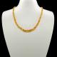 Collar Ópalo Amarillo (G54)
