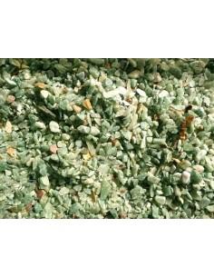 Chips de Cuarzo Verde (pack 250gr)
