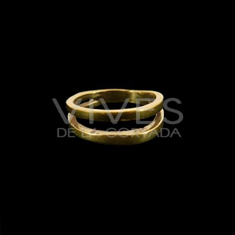 Anillo de bronce -113-