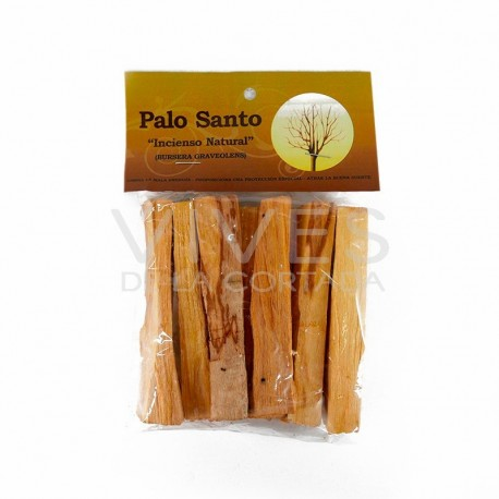 Palo Santo Incienso Natural Grande
