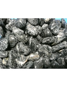 Rodados de Turmalina Negra 5x4cm (pack 250gr)