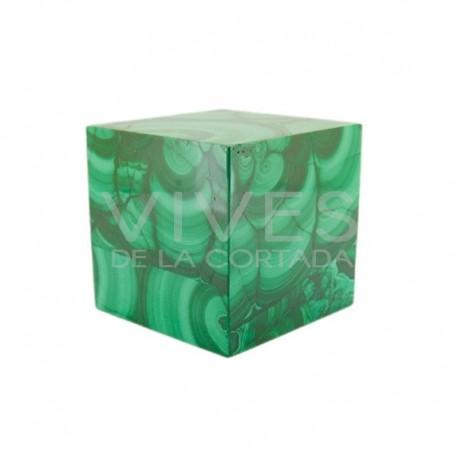 Cubo de Malaquita (Grande)