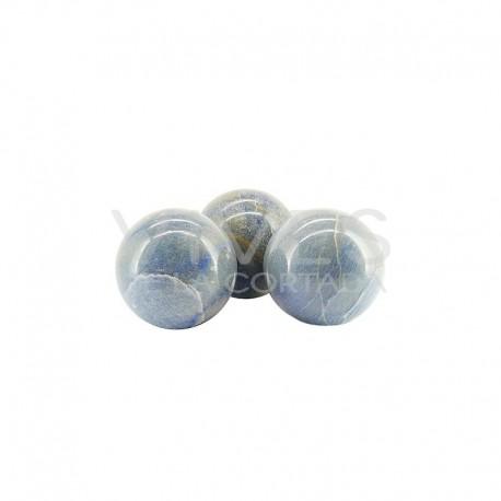 Esferas de Cuarzo Azul (Pack 500gr)