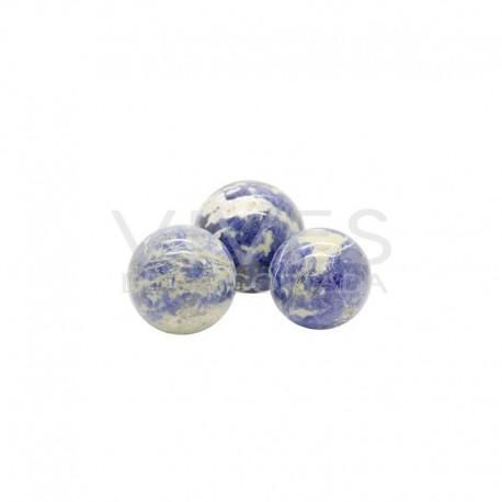 Esfera de Sodalita (Pack 500gr)