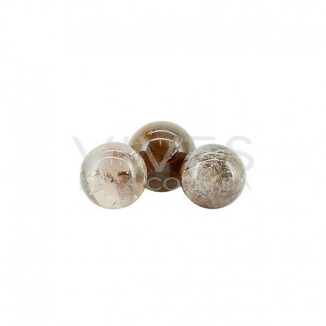 Esferas de Cuarzo Ahumado (Pack 500gr)