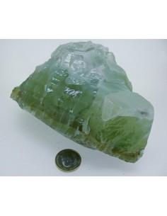 Calcita Verde en Bruto (precio por peso €/kg)
