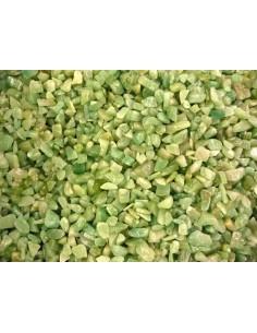 Minirodado Grande de Cuarzo Verde (pack 250gr)
