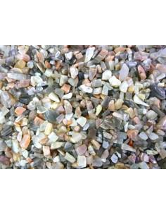 Minirodados Grandes de Piedra Luna Adularia (pack 250gr)