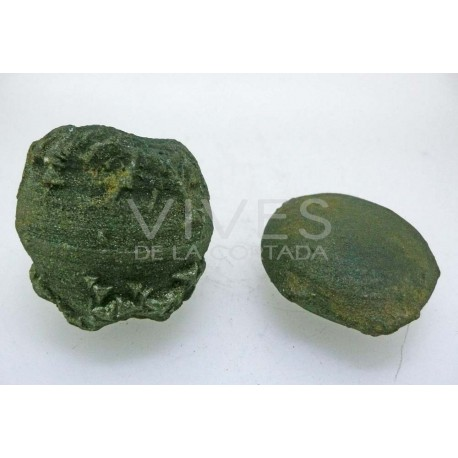 Piedra Boji, pareja grande (macho y hembra).
