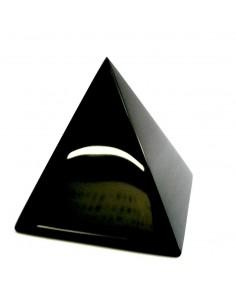 Pirámide de Obsidiana 4,5x4,5cm