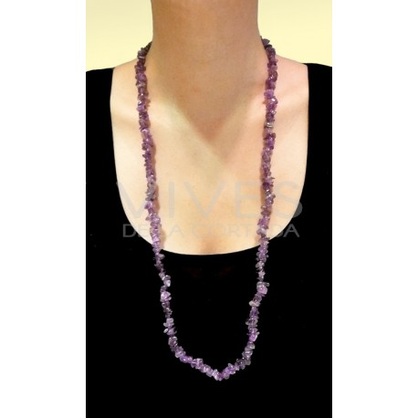 Collar Chip Amatista