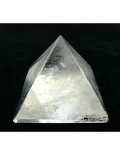 Pirámide 4x4x3cm Cuarzo