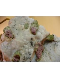 Turmalina Sandía en Matriz de Cuarzo