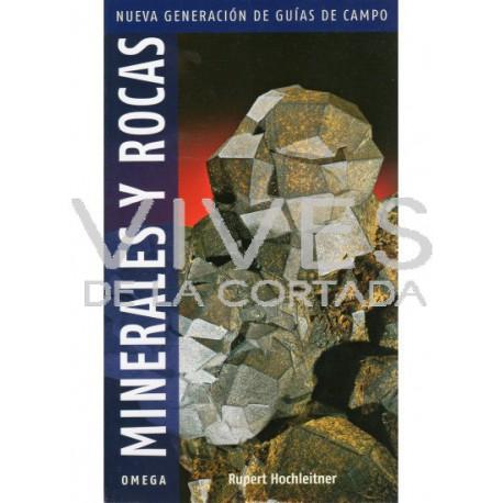 Minerales Y Rocas - Nueva Generación de Guías de Campo
