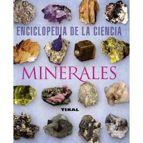 Minerales, Enciclopedia de la Ciencia