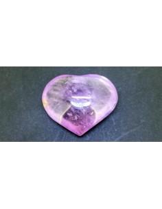 Corazón de Amatista