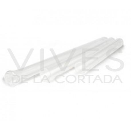 Didgeridoo Cristal Cuarzo Trasparente 110cm