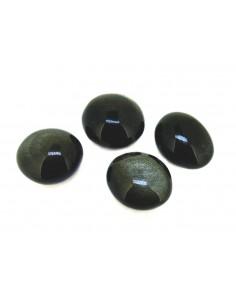 Rodados de Obsidiana Dorada (100gr)