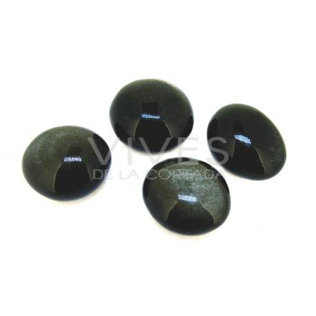 Rodados de Obsidiana Dorada