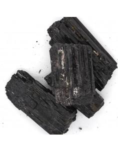 Turmalina negra en estado natural catedral calidad extra Lote 25kg