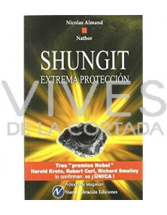 Shungit Extrema Protección - Nicolas Almand Nathor