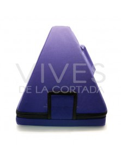 """Funda para Pirámide de Cuarzo Musical 10"""""""