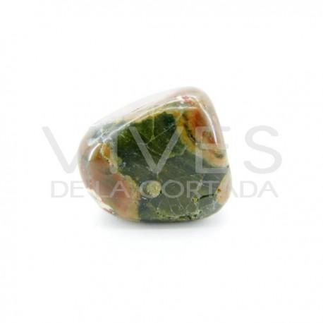Rodados de Jaspe Selva 3x2cm (pack 250gr)