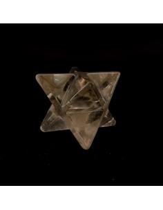 Merkaba de Cuarzo Ahumado (entre 100-150gr)