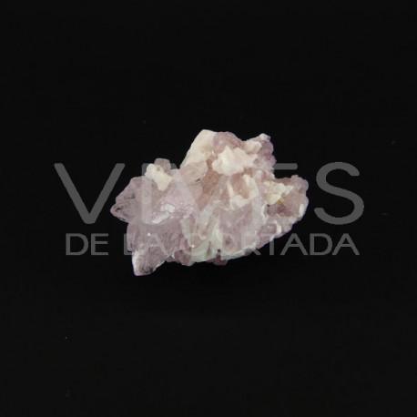 Cuarzo Rosa Cristalizado en Bruto (pack 5-10gr)