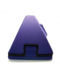 "Maleta para Pirámide de Cuarzo Musical 8"""
