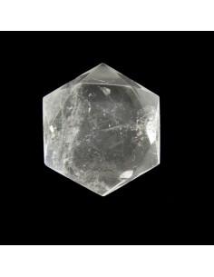 Formas Geométricas Hexagonales de Cuarzo (pack 250gr)