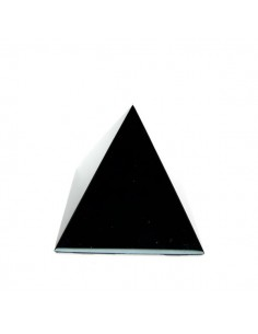 Pirámide de Obsidiana 7x7cm