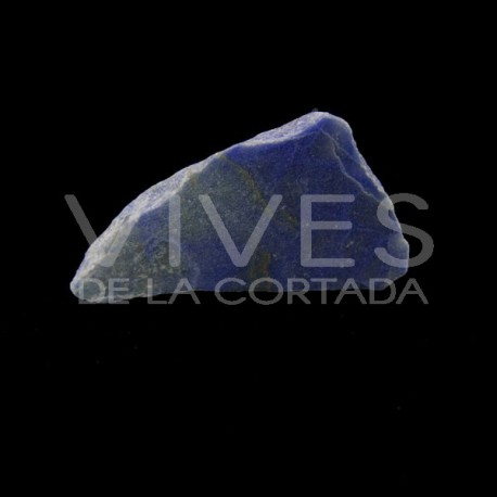 Cara Pulida de Cuarzo Azul