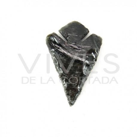 Punta de Flecha de Obsidiana Grande