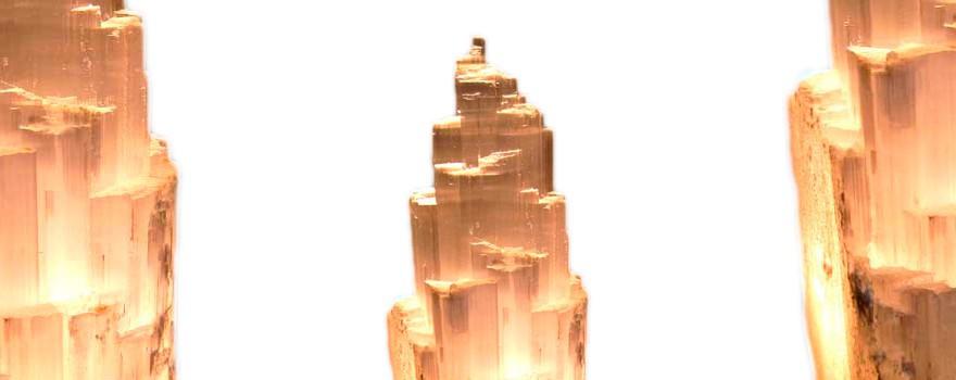 Lámparas Mineral