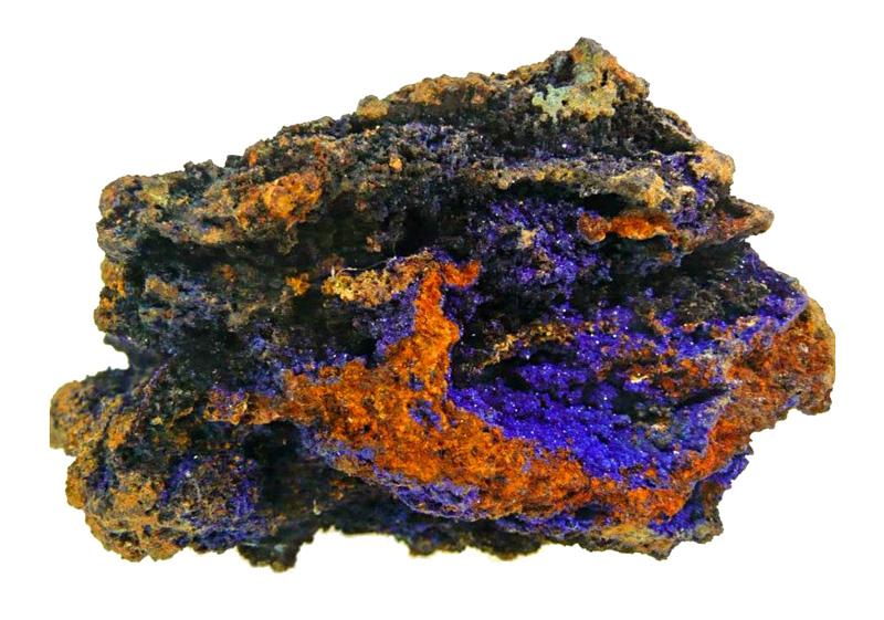 azurita mineral