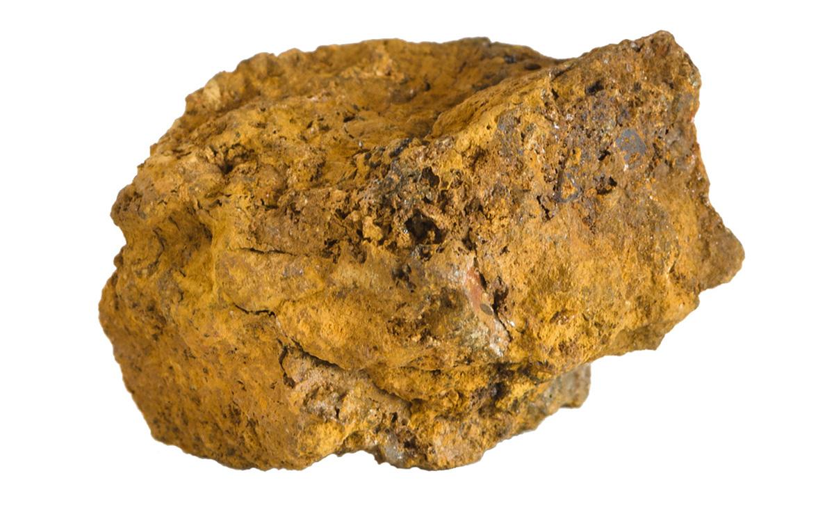 Resultat d'imatges de limonita