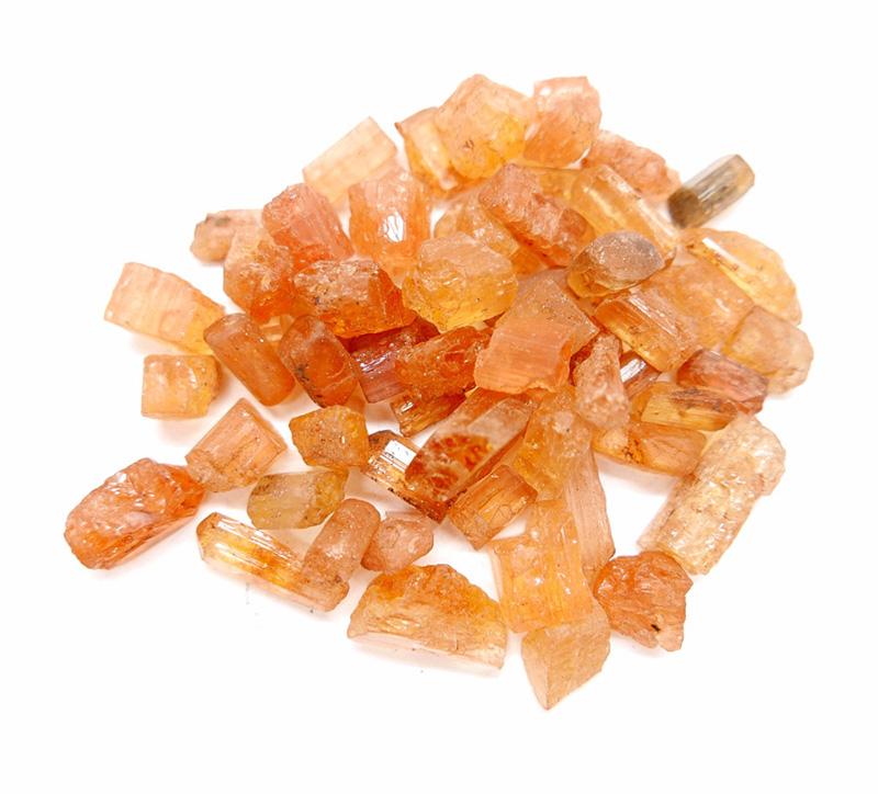 topacio imperial mineral