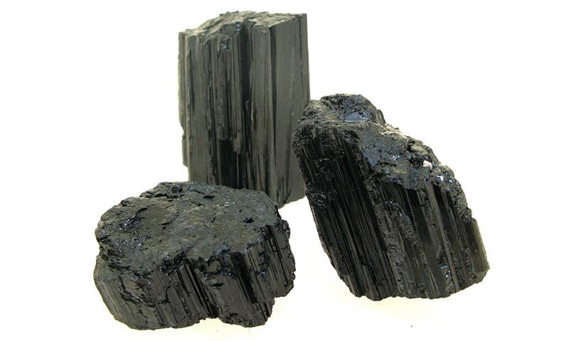 turmalina negra mineral